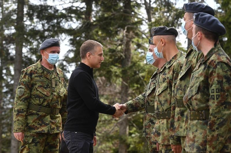 Стефановић: Србија више никада неће дозволити погром