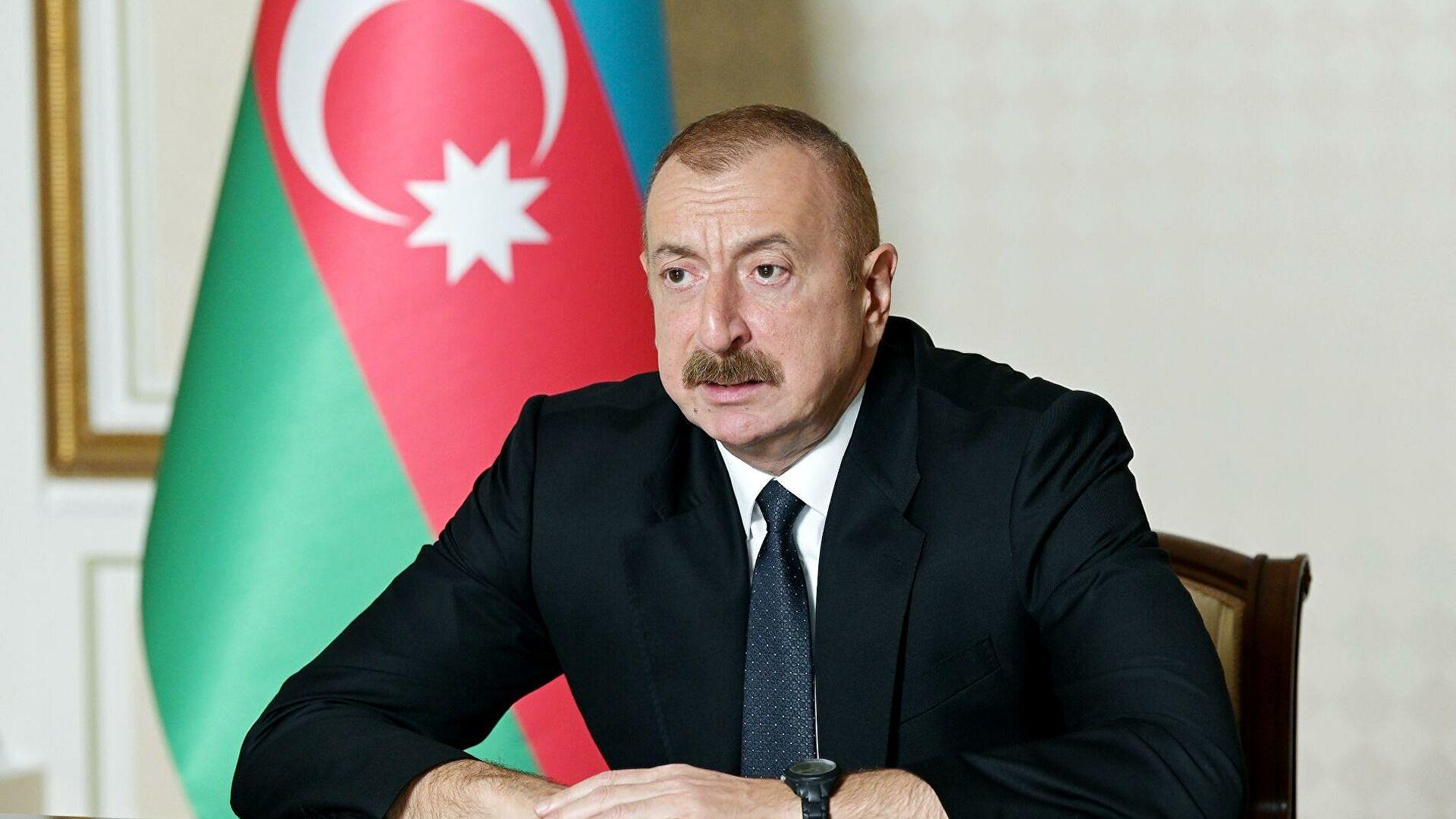 Алијев: Азербејџан је сам решио конфликт у Нагорно-Карабаху на бојном пољу и за преговарачким столом