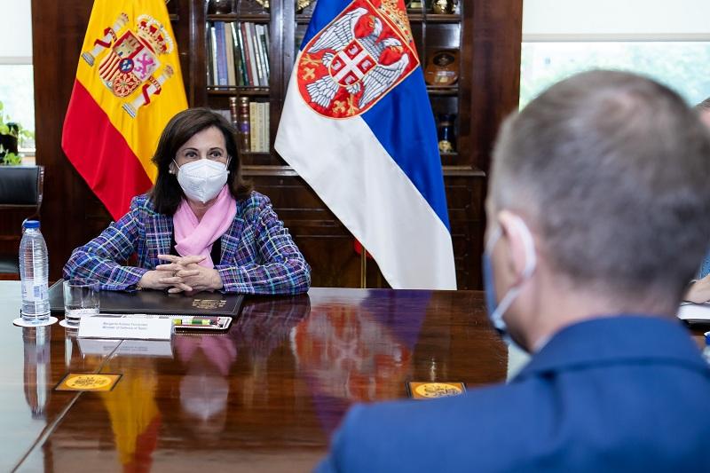 """""""Принципијелан став Шпаније по питању непризнавања једнострано проглашене независности Косова"""""""