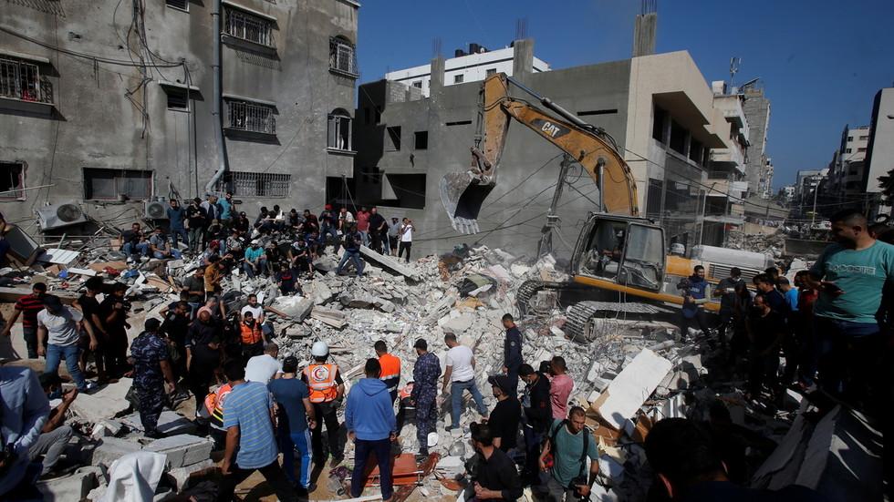 """РТ: Израелски премијер каже да ће напади на Газу трајати """"колико год буде потребно"""""""
