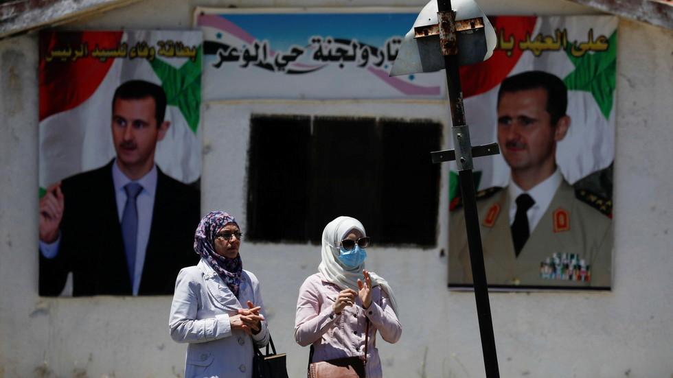 """РТ: Сиријски избори """"неће бити ни слободни ни поштени"""", наводе САД и њихови савезници"""