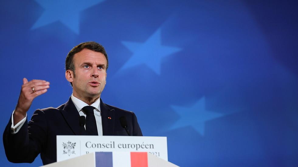 РТ: Санкције против Русије једноставно не делују, каже Макрон, позивајући на дијалог и преиспитивање става ЕУ према Москви