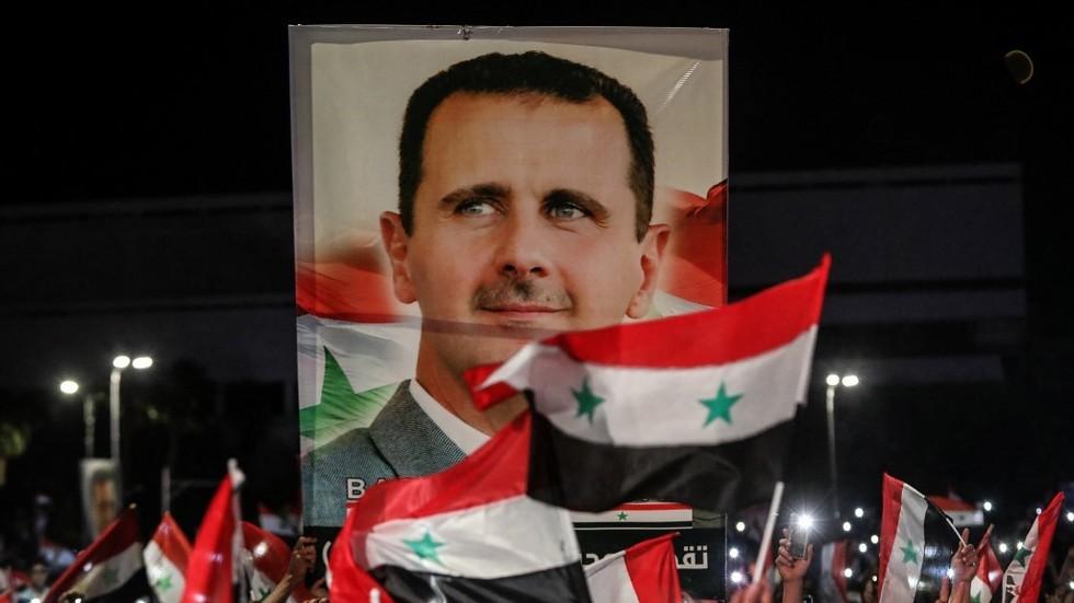 РТ: Сиријски председник Башар Асад победио на изборима са 95,1% гласова