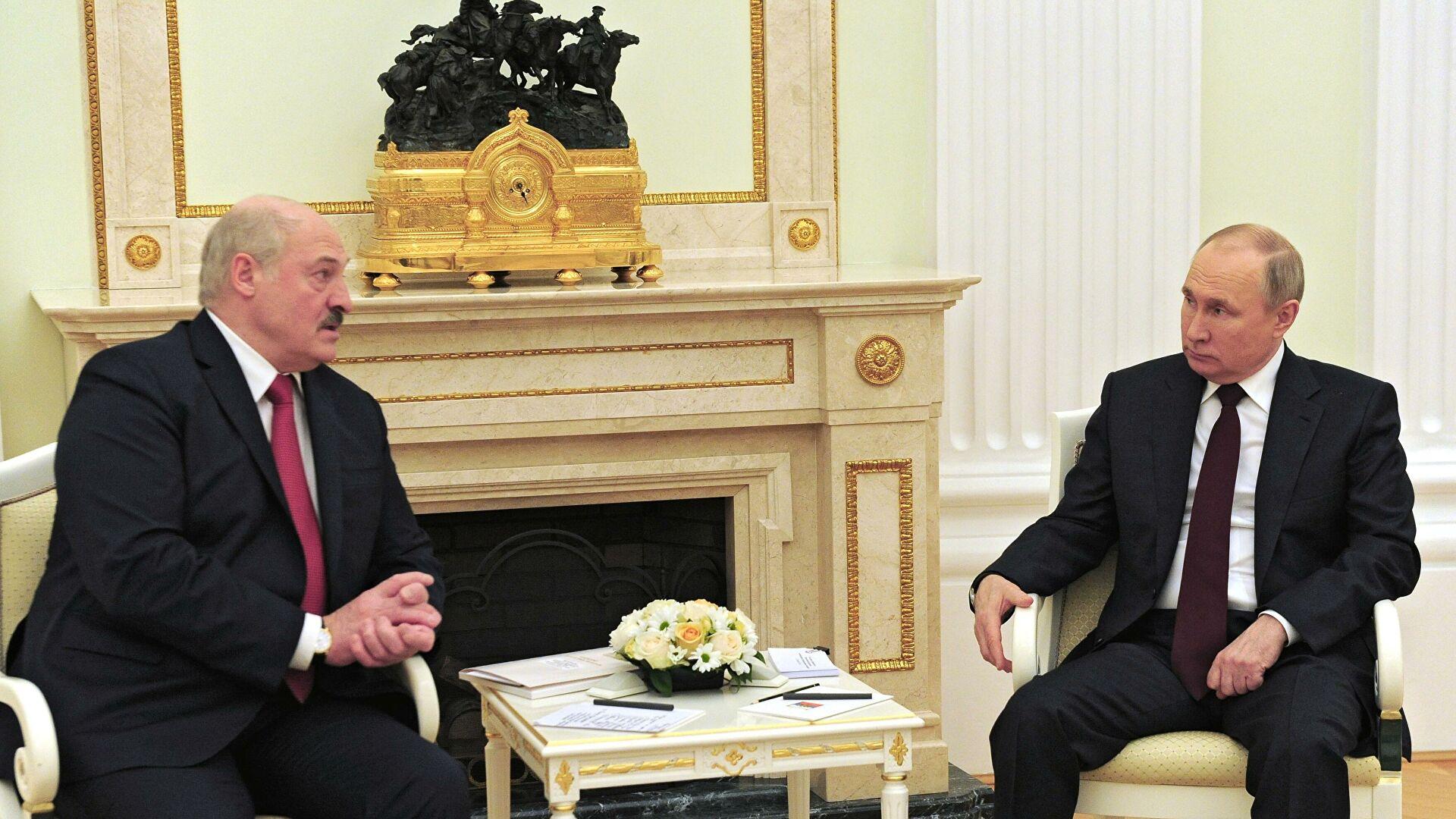 Кијев: Зближавање Русије и Белорусије угрожава националну безбедност Украјине