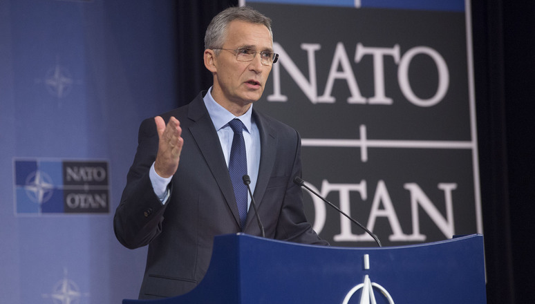 Стзолтенберг: Чланице НАТО-а озбиљно забринуте због сарадње Русије и Белорусије