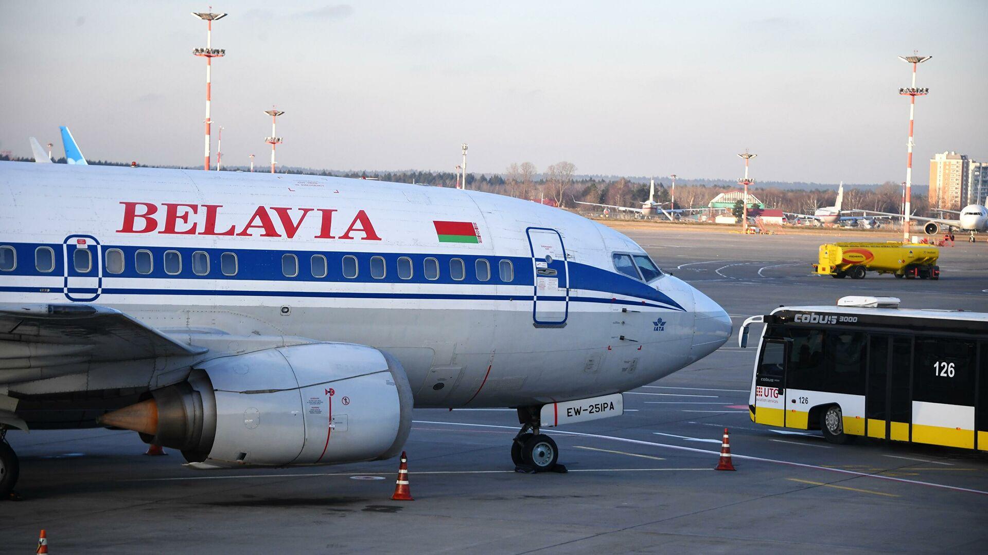 Белоруским авио-компанијама забрањено да користе ваздушни простор и аеродроме ЕУ