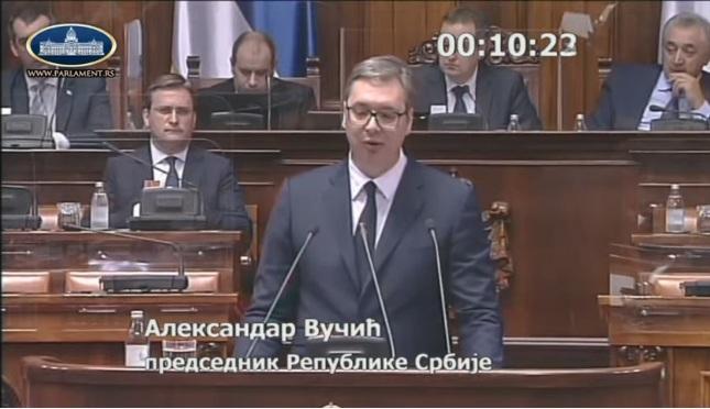Вучић: Не треба нам замрзнути конфликт на Косову и Метохији