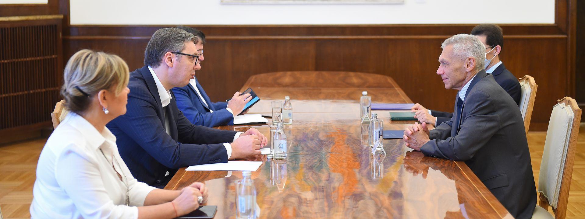 Србија и Русија упркос тешкоћама које је донео коронавирус, потврдиле висок степен билатералне сарадње