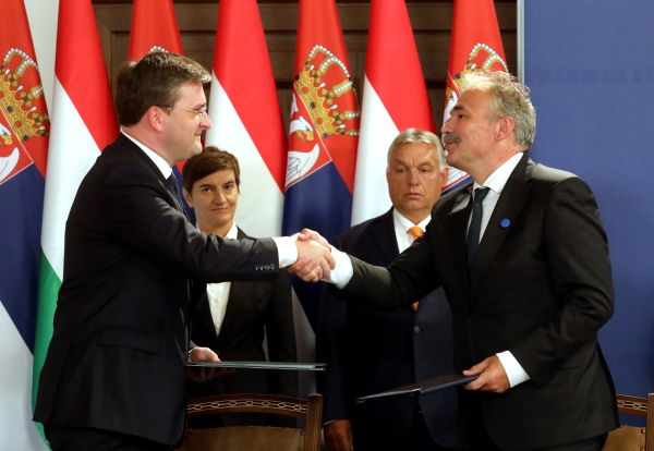 Potpisan Sporazum o strateškom partnerstvu Srbije i Mađarske