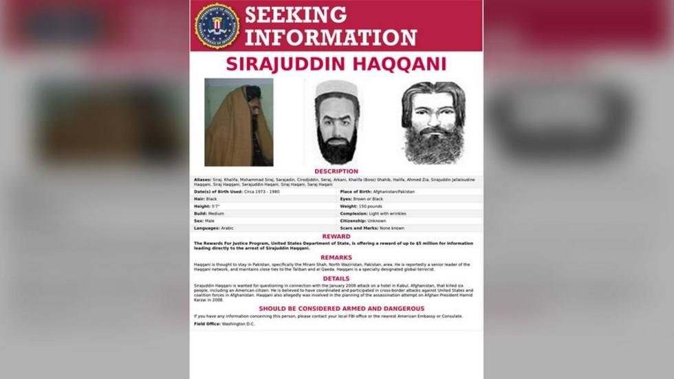RT: Talibani optužili SAD da su prekršile mirosvni sporazum iz Dohe time što su stavile novog ministra na poternicu FBI