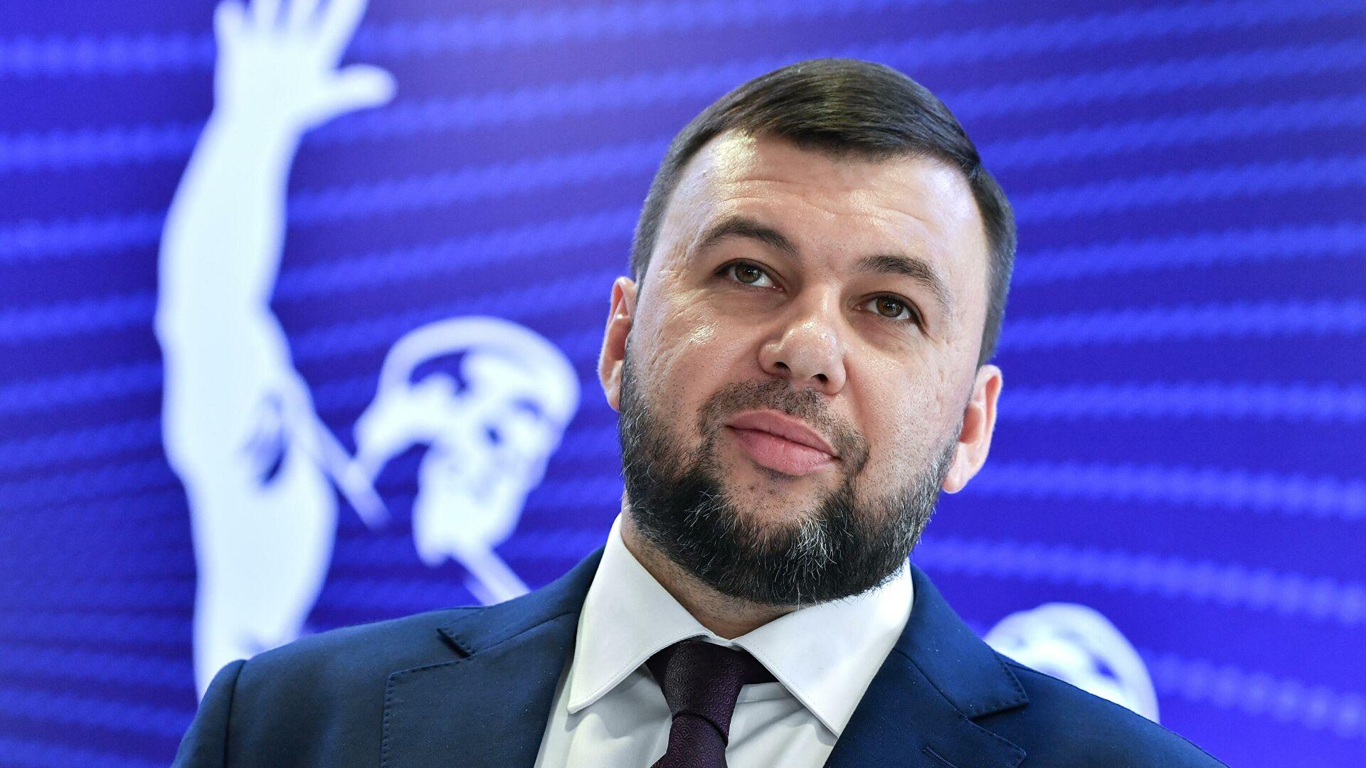 Predsednik DNR-a: U Donbasu žive građani Rusije, mi biramo vlast u svojoj zemlji