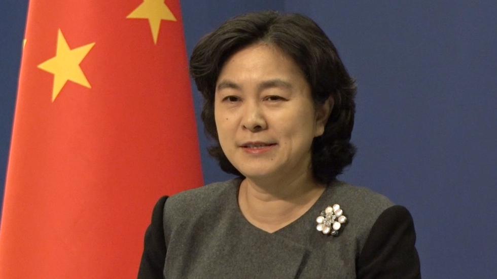 РТ: Кина упозорила САД да користе људска права као изговор за додатне антируске санкције