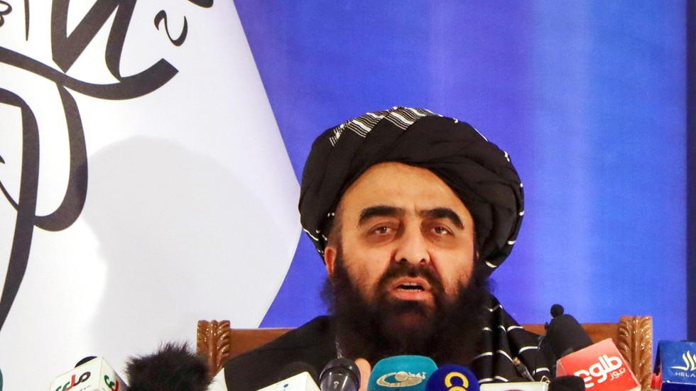 """РТ: """"Не би било добро ни за кога"""": Талибани упозорили Бајденову администрацију против покушаја дестабилизације нове авганистанске владе"""