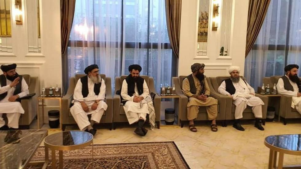 """RT: Talibani pozvali na poboljšanje """"diplomatskih odnosa"""" sa SAD nakon """"iskrenih razgovora"""" u Dohi, pozdravljajući humanitarnu pomoć"""