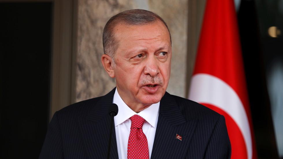 RT: Erdogan razmatra proterivanje 10 zapadnih ambasadora zbog poziva da se oslobodi zatvoreni opozicionar Kavala