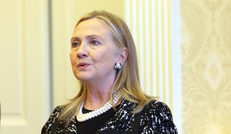 Хилари Клинтон примљена у болници због крвног угрушка