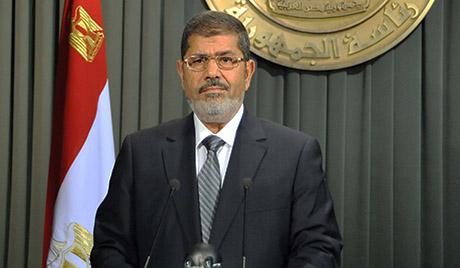 На Интернету се појавио отворени видео снимак египатског председника