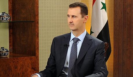 Башар ал-Асад се обратио нацији
