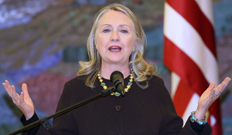 Хилари Клинтон се враћа са боловања