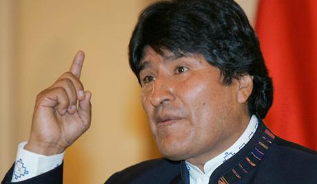 Боливија оптужује САД за заверу против Моралеса