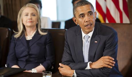 Клинтонова и Обама нису одговорили на питање о изборима 2016. године