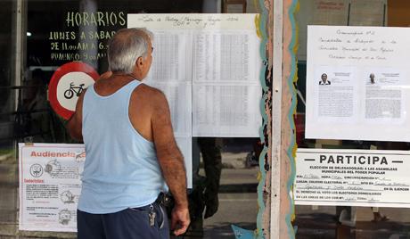 Избори на Куби