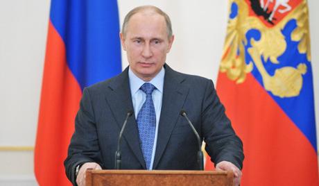 Председник Путин ће се састати са краљем Јордана