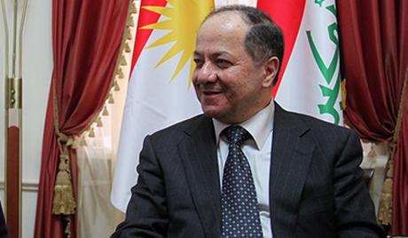Путин се састао с председником ирачког Курдистана