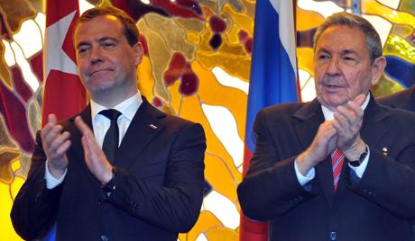 Медведев: Латинска Америка – интересна зона РФ