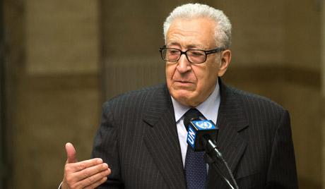 Дамаск критиковао специјалног изасланика УН и ЛАД за Сирију