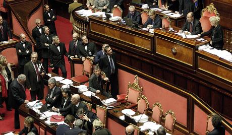 Предизборна тишина у Италији