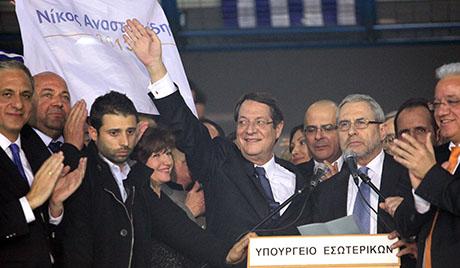 Нови председник Кипра формирао министарски кабинет