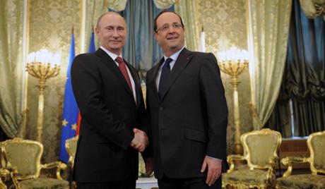 Сарадња Француске и Русије има добре перспективе