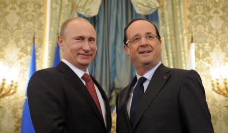 Москва и Париз на путу ка даљем зближавању