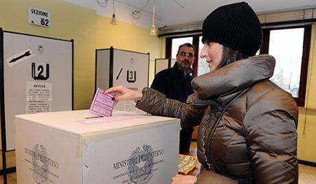 Италијани изабрали најмлађи парламент