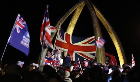 Британија спремна за рат за Фолкландска острва