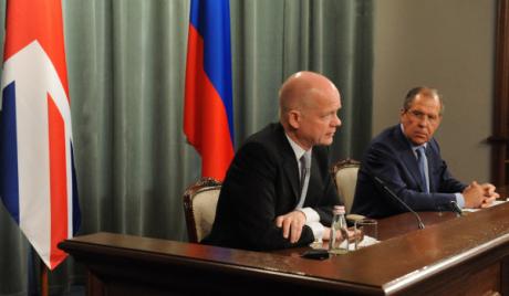 Министри Русије и Велике Британије састали се у Лондону