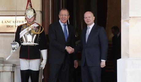 Москва и Лондон имају заједничке циљеве у Сирији