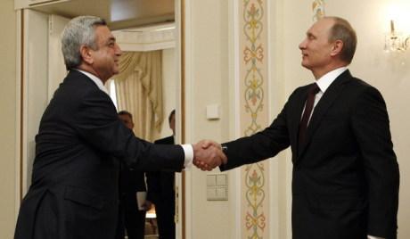 Москва и Јереван декларишу спремност на даљу интеграцију