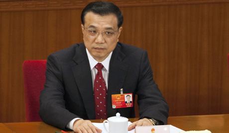 Ли Кећенг предводи владу Кине