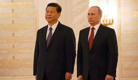 Односи Русије и Кине бољи него икад у историји