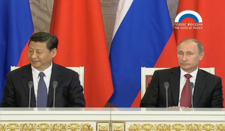 Председници Русије и Кине задовољни резултатима преговора