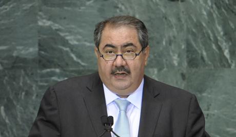 Присуство сиријске опозиције у Арапској лиги кршење статута те организације - Ирак