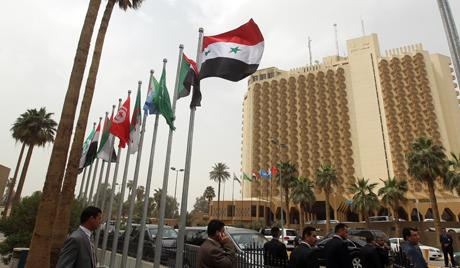 Дамаск незадовољан одлуком Арапске лиге