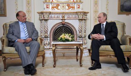 Путин: Русија спремна да подржи Јемен
