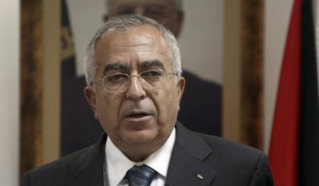 Палестински премијер болује од панкреатитиса