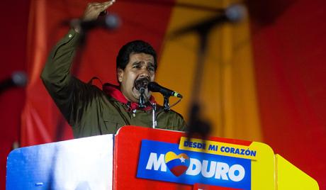 Руководство Венецуеле оптужено за нелеглану кампању