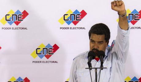 Путин честитао победу Мадуру