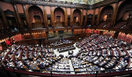 Парламент Италије бира новог председника