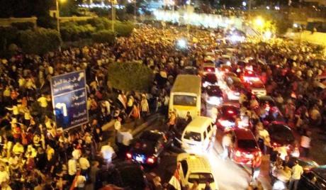 Египатска војска спремна да смени председника Мурсија